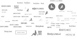 Bodylines Logo Graphic Design