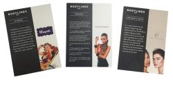 Bodylines Brochure Graphic Design