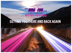 Hire 2 You Promotional Material Graphic Design
