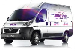 Hire 2 You Van Design